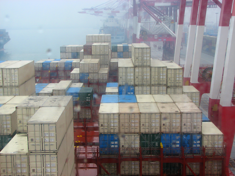 humid transport conditions can cause container rain and water damage to imported products