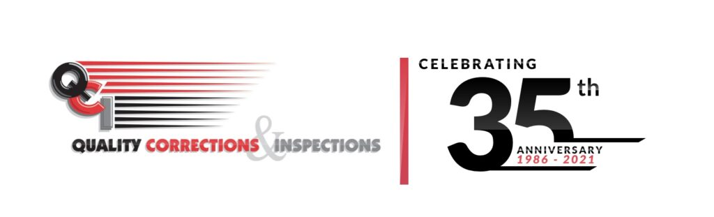 quality corrections & inspections celebrates 35th year anniversary